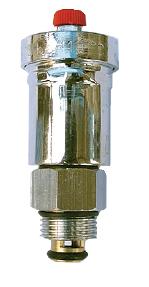 Роповітрювач автоматичний нікельований